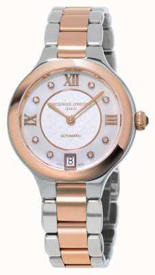 Frederique Constant Womens Classics ravir diamant deux tons FC-306WHD3ER2B