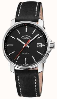 Muhle Glashutte Montre automatique 29er | bracelet en cuir noir M1-25-23-LB