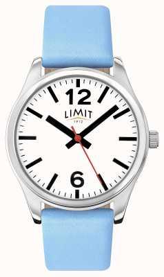 Limit Womens bracelet bleu cadran blanc 6182.01