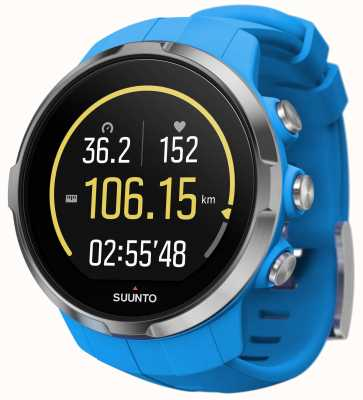 Suunto Spartan bleu sport SS022653000