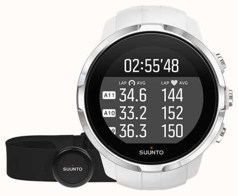 Suunto Spartan sport white (hr belt) SS022650000