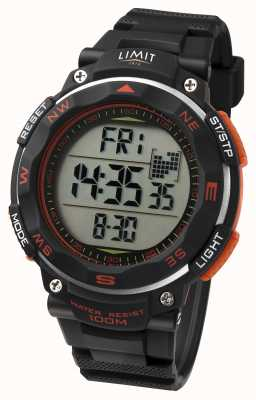 Limit Montre sport sport noir 5485.01