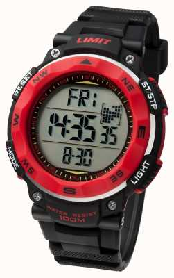 Limit Montre sport sport noir 5486.01