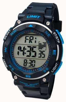 Limit Montre sport sport noir 5487.01