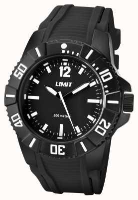 Limit Bracelet noir actif homme noir 5545.02