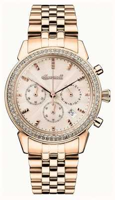 Ingersoll Women chronicle the gem rose gold dial I03904