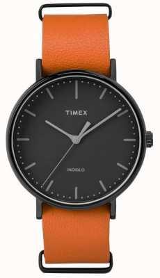 Timex Weekender unisexe fairfield cadran noir TW2P91400
