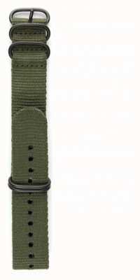 Elliot Brown Bracelet en métal à bille métallique à bille balistique homme 22mm seulement STR-N01