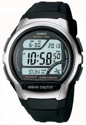 Casio Alarme radio-pilotée pour homme WV-58U-1AVES