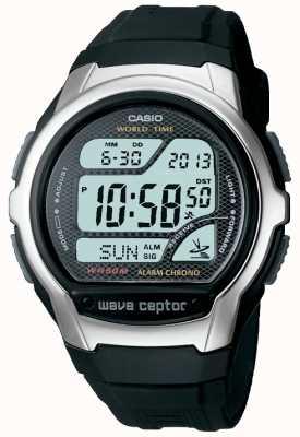 Casio L'alarme radio contrôlée de Mens WV-58U-1AVES