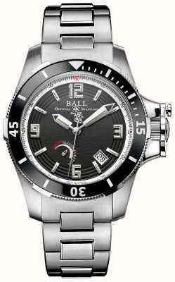 Ball Watch Company Ingénieur en édition limitée pour homme hydrocarbure hunley automatique PM2096B-S1J-BK