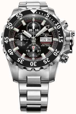 Ball Watch Company Ingénieur pour hommes nedu hydrocarboné 600m chronomètre automatique DC3026A-SC-BK