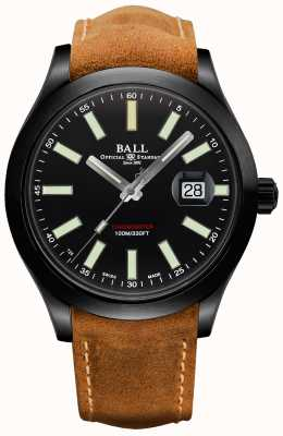 Ball Watch Company Boîtier en carbure de titane automatique pour bérets verts Engineer ii NM2028C-L4CJ-BK