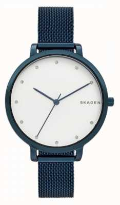 Skagen Hagen bleu acier inoxydable SKW2579