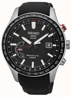 Seiko Sportura gps perpétuel chronographe solaire SSF007J1