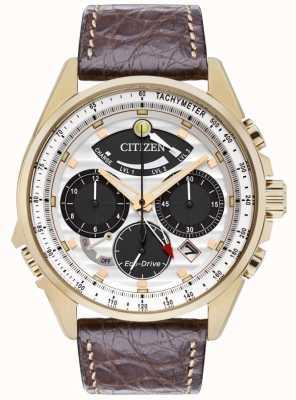 Citizen Mens calibre 2100 édition limitée alarme chronographe AV0068-08A