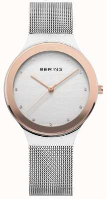 Bering Mesdames argent / maille or 12934-060