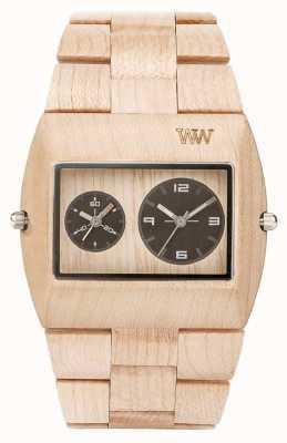 WeWood Bracelet en bois rs Mens jupiter beige 70331200