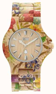 WeWood Montre à bracelet coloré pour femme 70221200