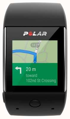 Polar M600 noir android porter smartwatch 90061185