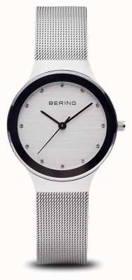 Bering Womans argent de montres de maille 12934-000