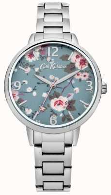 Cath Kidston Cath kidston suivi rose bracelet en argent montre CKL001SM