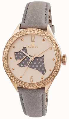 Radley Le grand air marsupial bracelet en cuir RY2206