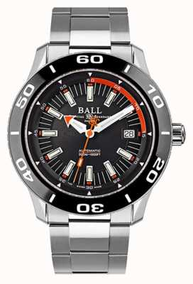 Ball Watch Company Fireman auto 42mm acier DM3090A-SJ-BK
