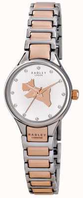 Radley Sur le lien de l'exécution bracelet deux tons RY4214