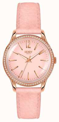Henry London Ensemble de shoreditch rose pour femme HL34-SS-0202
