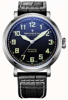 Dreyfuss Gents bracelet en acier DGS00164/19