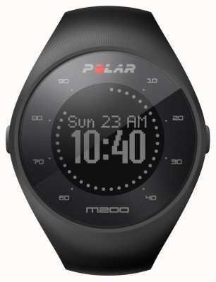 Polar Unisexe gps M200 noir poignet hr m / l 90061201
