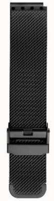 Bering Bandoulière en maille noire milanaise PT-15540-BMBX