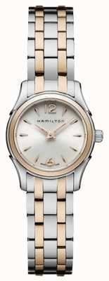 Hamilton Womans jazzmaster quartz deux tons H32271155