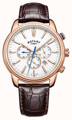 Rotary Montre homme monogramme sport chronographe GS05084/06
