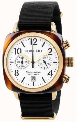 Briston Hommes chronographe classique Clubmaster 17140.PYA.T.2.NB