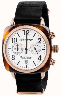 Briston Mens Clubmaster classique 17140.PRA.T.2.NB