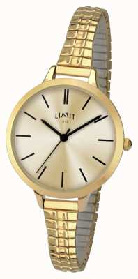 Limit Montre en or pour dames 6231
