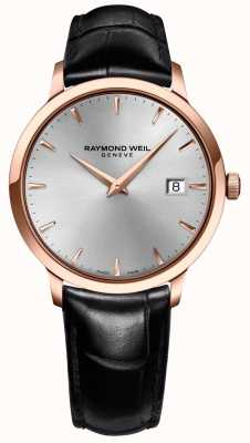 Raymond Weil Mens cuir argent toccata 5488-PC5-65001