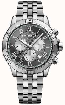 Raymond Weil Chronographe Mens Tango Gray 8560-ST-00606