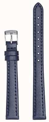 Morellato Courroie seulement - sprint napa cuir bleu foncé 12mm A01X2619875062CR12