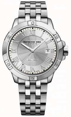 Raymond Weil argent acier tango hommes 8160-ST-00658