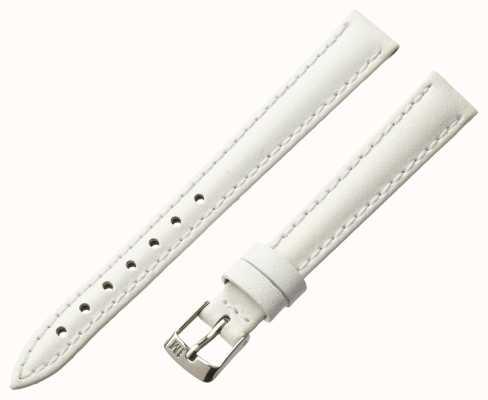 Morellato Courroie seulement - Twingo napa cuir blanc 16mm A01D1877875017CR16
