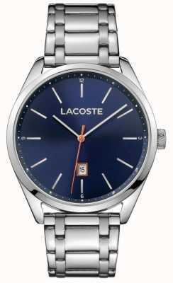 Lacoste Homme san diego marine acier inoxydable 2010912