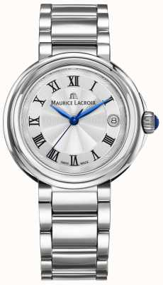 Maurice Lacroix Montre femme Fiaba 36mm en acier inoxydable FA1007-SS002-110-1