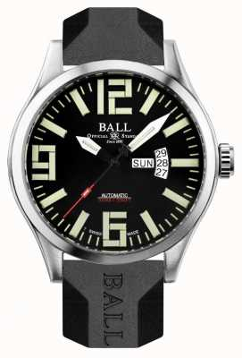 Ball Watch Company Machinerie masculine master ii aviator NM1080C-P14A-BK