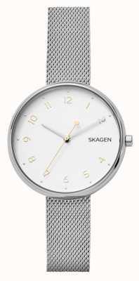 Skagen Bracelet en maille argenté en acier inoxydable SKW2623