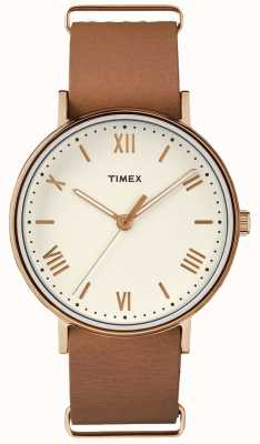 Timex Etui en unisexe Southview 41mm en mousse rose TW2R28800