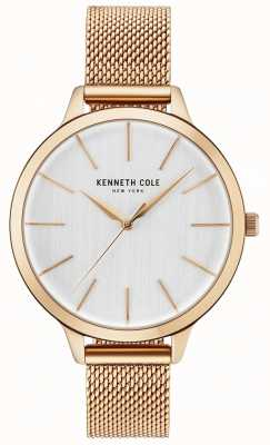 Kenneth Cole Bracelet en maille rose rose KC15056014