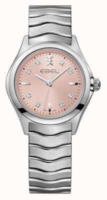 EBEL Montre en acier inoxydable en acier inoxydable 1216217